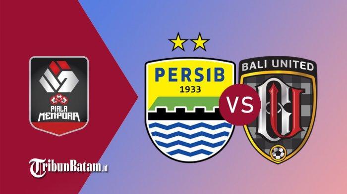 Persib Bandung vs Bali United Live Indosiar 18.15 WIB, Teco Minta Serdadu Tridatu Fokus