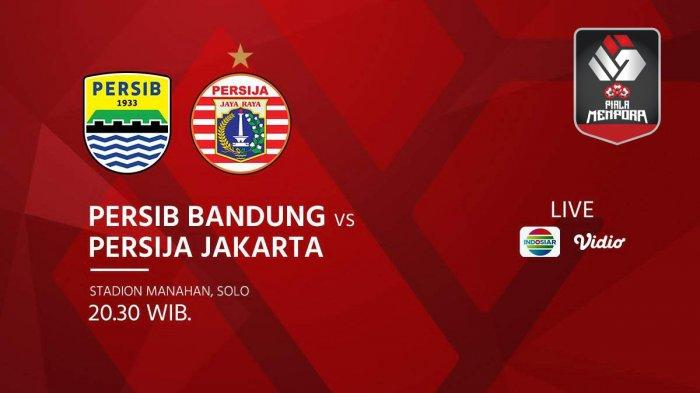 Persib Bandung vs Persija Jakarta Kick Off 20.30 WIB, Sudirman: Skor Kembali 0-0, Ini Bakal Sengit