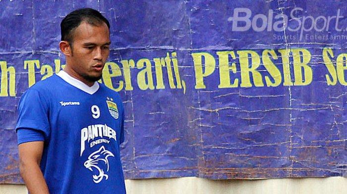 Striker Persib Bandung Ikut Kurban. Ini Harapannya