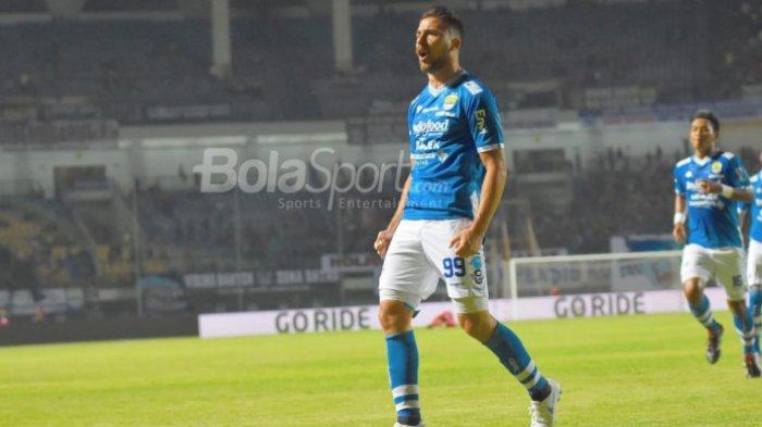 Persib Berhasil Patahkan Rekor Kandang Bhayangkara FC dan Sukses Geser Persija