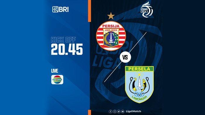 Persija vs Persela Lamongan Live Indosiar Kick Off 20.45 WIB, Iwan Setiawan: Wajib Kerja Keras