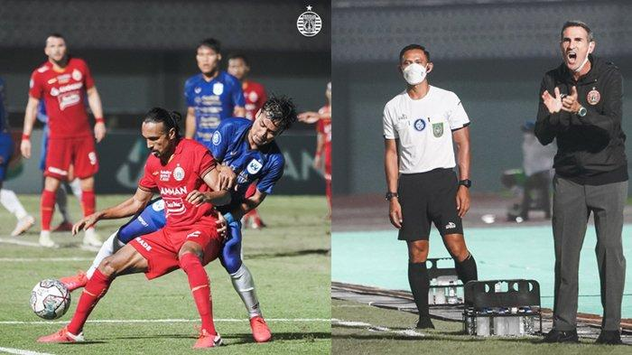 Persija Ditahan Imbang PSIS Semarang, Angelo Alessio: Ini Laga yang Aneh, Saya Kecewa