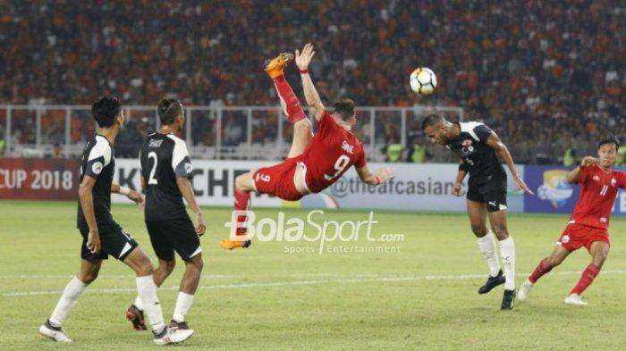 Jadwal Persija Jakarta vs Home United FC di Liga Champions Asia, Main Tanggal 5 Februari 2019