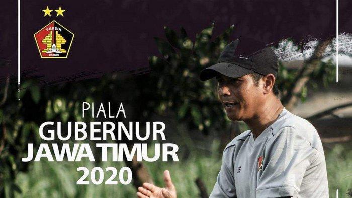 Jadwal Lengkap Persik di Piala Gubernur Jatim 2020, Uji Kekuatan Macan Putih Jelang Liga 1 2020
