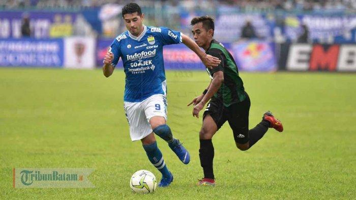 Link Live Streaming Persib Bandung vs Arema FC di Piala Indonesia, Senin (18/2) Sore Mulai 15.00 WIB