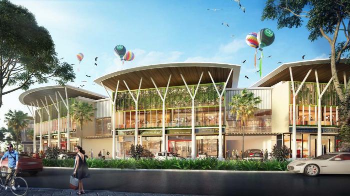 CitraLand Megah Batam Rilis Commercial ShopHouses