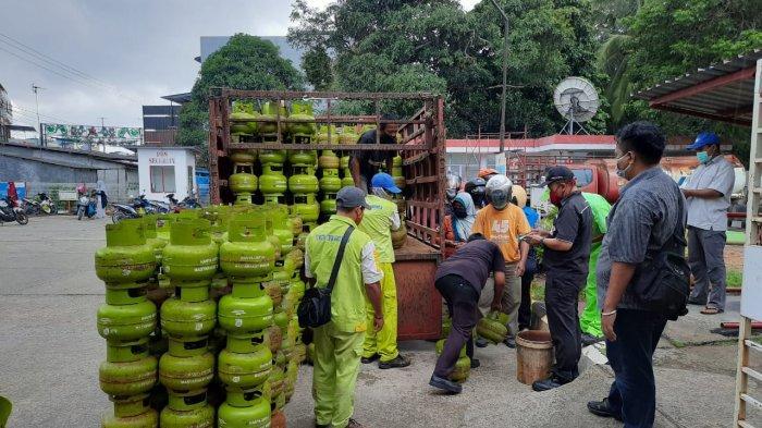 Pertamina Siagakan Ribuan Gas Elpiji 3 Kg di Bintan, Cegah Kelangkan saat Ramadhan