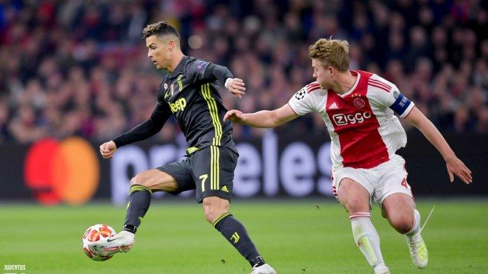 LINK Live Streaming Valencia vs Ajax Liga Champions 2019, Kick Off 02.00 WIB di Vidio.com