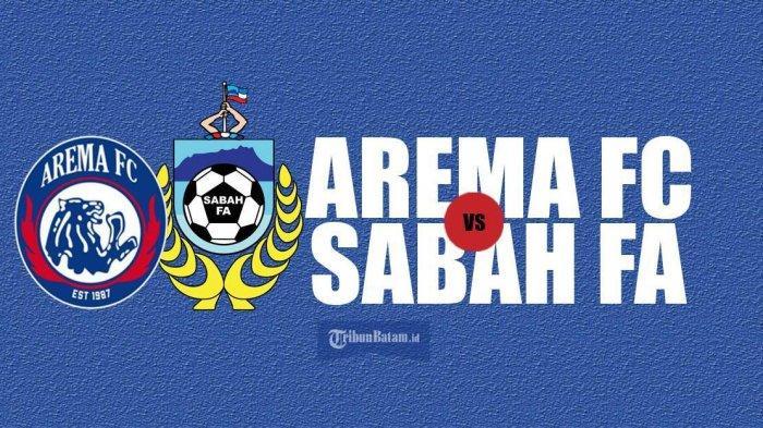 Live Streaming Arema FC vs Sabah FA Kick Off Pukul 18.30 WIB Live MNC TV, Mario Gomez: Target Menang
