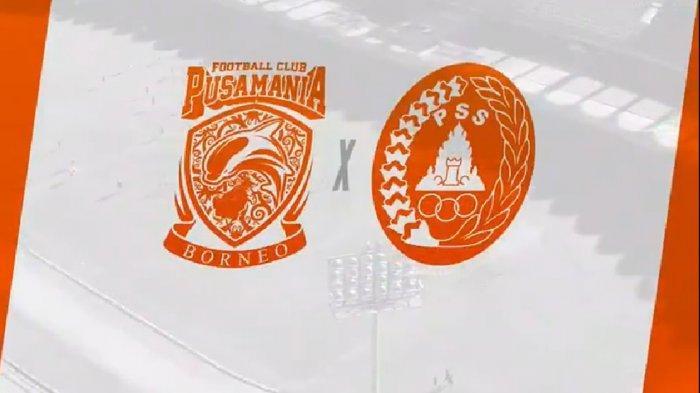 Borneo FC vs PSS Sleman - Pesut Etam Usung Misi Menang Kandang, PSS Sleman Hanya Bawa 15 Pemain