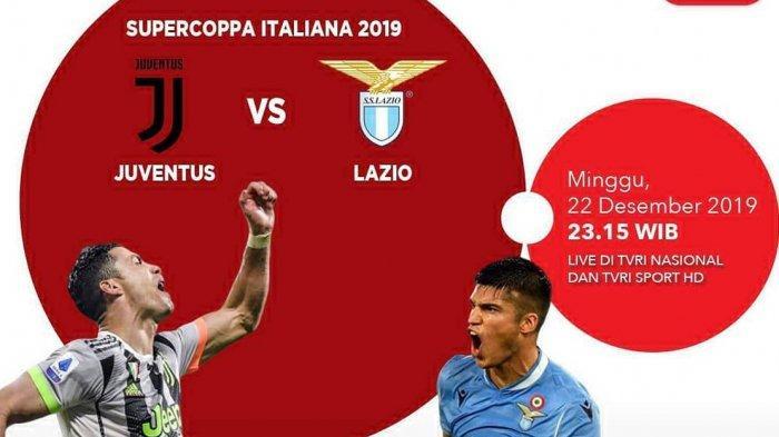 Juventus vs Lazio Live TVRI Jam 23.00 WIB, Bisakah Ronaldo Ulang Sukses Musim Lalu? Awas Immobile