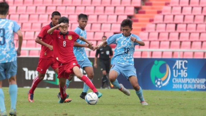 Jangan Kaget! Ini Kiper Mariana Utara yang Gawangnya Dibobol Laos 10 Gol. Netizen: Kasihan