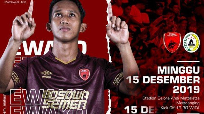 Jadwal Liga 1 Pekan ke 33 Persib Bandung vs Badak Lampung, Hari Ini PSM vs PSS Sleman Live Indosiar