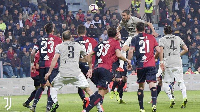 Hasil, Klasemen & TopSkor Liga Italia Setelah Milan Seri, Juventus Menang, Gol Piatek Lewati Ronaldo