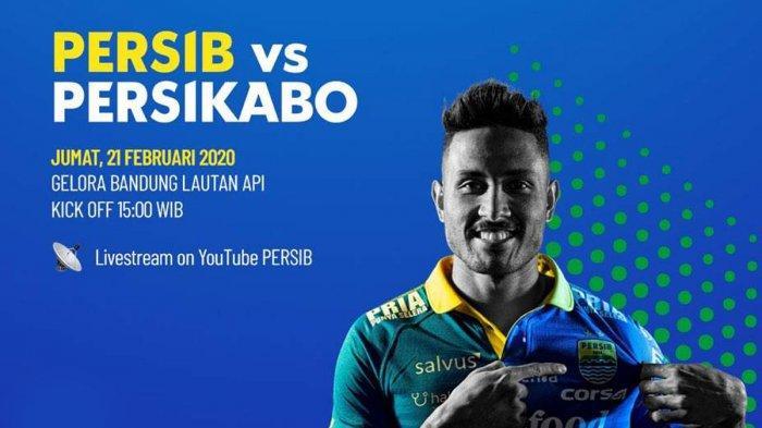 Link Live Streaming Persib vs Tira-Persikabo Kick Off Pukul 15.00 WIB, Robert: Ini Laga Penting