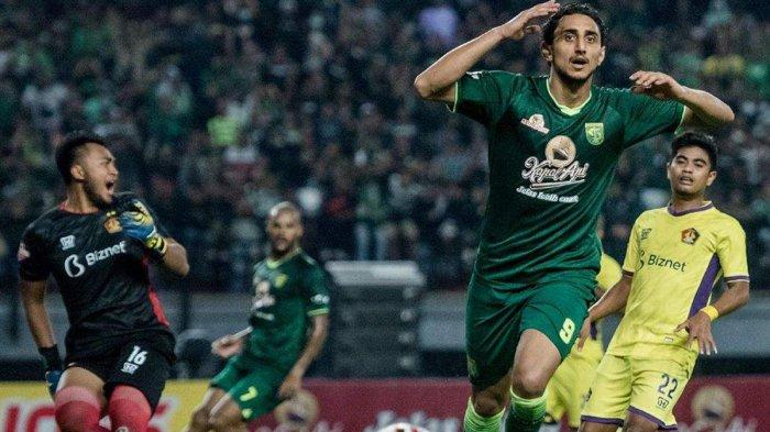 Siaran Langsung Persebaya vs Tira Persikabo Liga 1 2021, Kick Off 18.15 WIB via TV Online