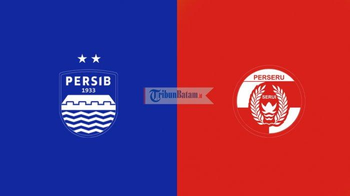 Link Video Live Streaming Indosiar Persib Bandung vs Perseru Serui. Kick Off Jam 18.30 WIB