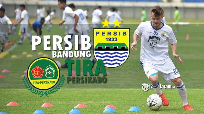 Ingin Persib Lebih Tajam, Robert Rene Alberts Genjot Latihan Persib Bandung Jelang vs Tira-Persikabo