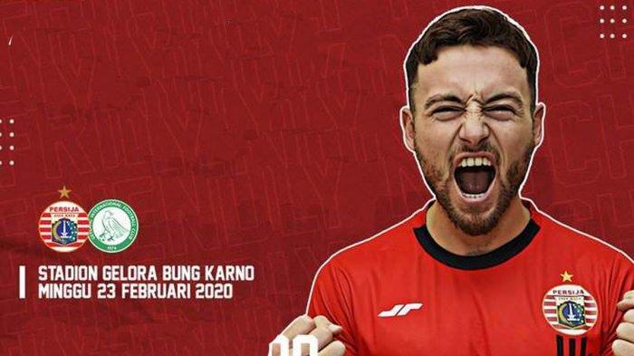 Jadwal Laga Pra Musim Klub Liga 1 2020 Hari Ini, Arema FC vs Barito Putera, Persija vs Geylang