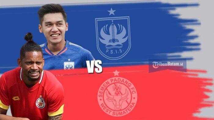 Jadwal Liga 1 Hari Ini, Persija vs Madura United, PSIS vs Semen Padang, Penentuan Nasib Kabau Sirah