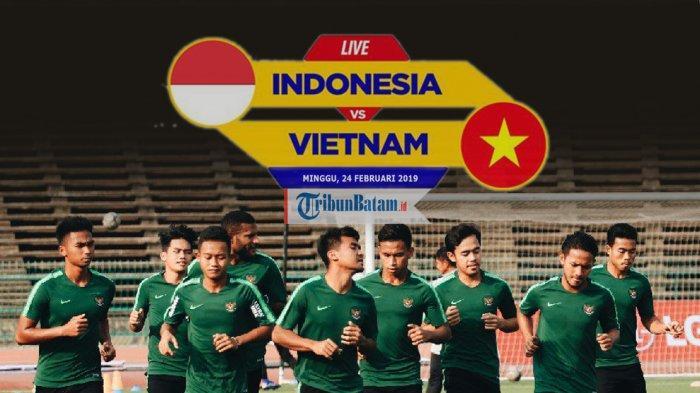 Jadwal Live Bola RCTI Timnas U22 Indonesia vs Vietnam Semifinal Piala AFF U22, Marinus Ulang Tahun