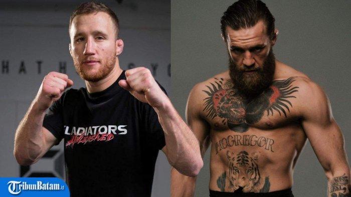 Conor McGregor Pensiun dari UFC, Justin Gaethje Menyindir: Orang Tua Sebaiknya di Rumah