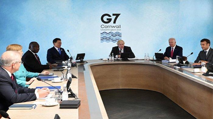 China Kritik Pertemuan G7, Hanya Kelompok Kecil Jangan Ngatur Dunia, Eranya Sudah Berlalu