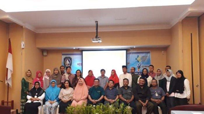 Dinkes Kepri Gelar Koordinasi Kegiatan Pekerja Perempuan Sehat Produktif Tingkat Provinsi Kepri