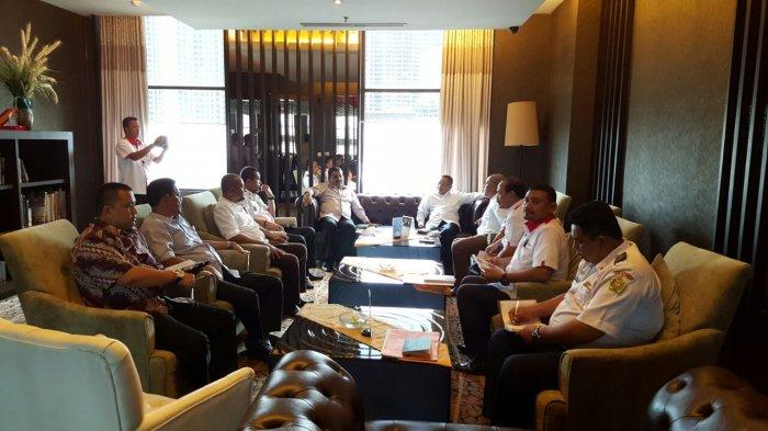 Pemkab-Panbil Group Batam Segera Koordinasi, Mantapkan Relokasi Pelabuhan Internasional Karimun