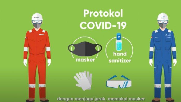 Tak Pakai Masker ke Pasar Puan Maimun Karimun, Siap-siap Disuruh Pulang