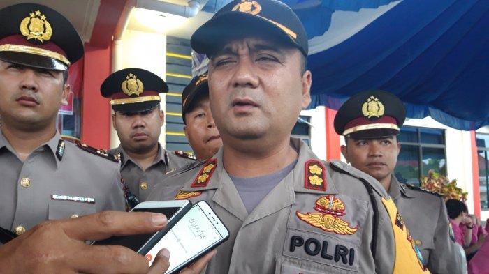 Kapolres Bintan Berganti, AKBP Boy Herlambang Jabat Kapolres Lingga