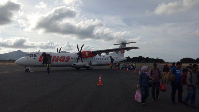 Warga Anambas Berharap Pesawat Besar Bisa Mendarat di Bandara Letung