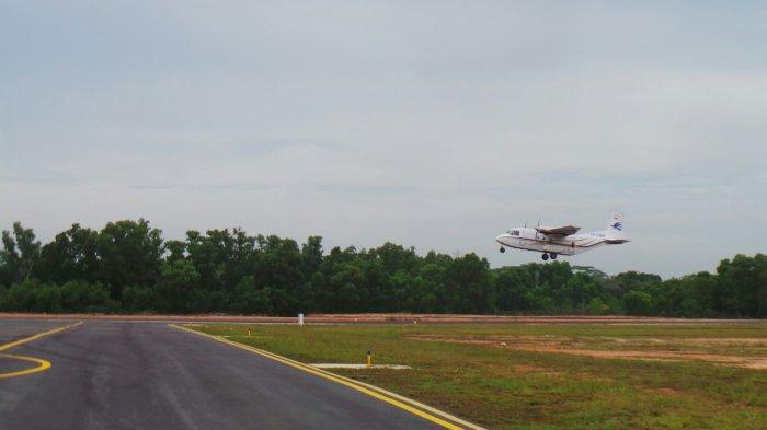 Bandara Raja Haji Abdillah Karimun Berbenah, Berharap Pesawat Hercules Bisa Mendarat