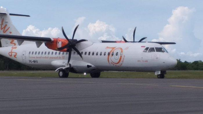 Wings Air Buka Rute Baru Nabire ke Manokwari, Minggu (29/12) Ini