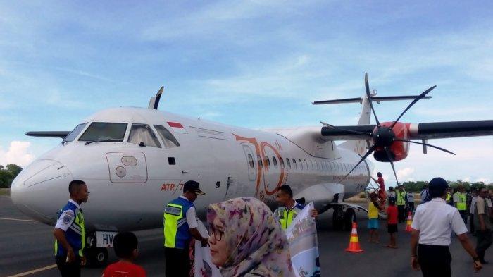 Penerbangan Perdana Wings Air Batam-Karimun Dipending,  Tunggu Izin Rute Terbit