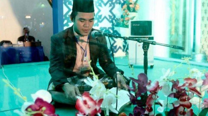 Tujuh Kaligrafi Karya Kafilah Batam Berhasil Masuk Final MTQ Kepri di Lingga