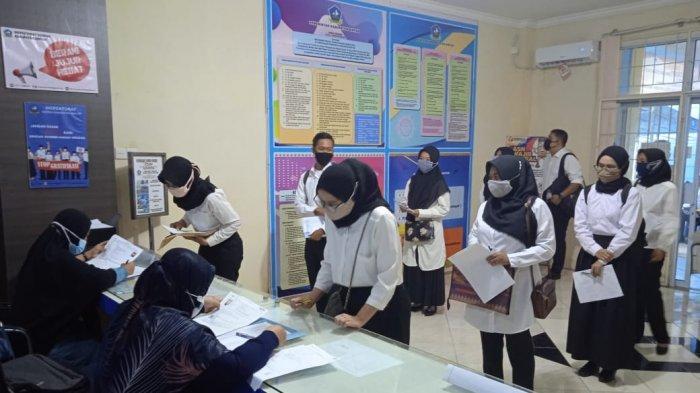 Info CPNS, 15 Peserta CPNS di Bintan Langsung Gugur SKD Hari Pertama