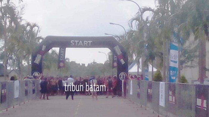 WN Singapura Tewas saat Ikuti Ajang Olahraga Internasional Spartan Race Reebok di Bintan