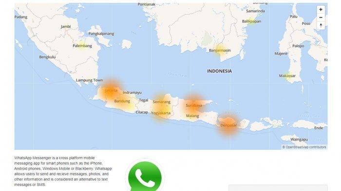 Whatsapp Kembali Normal, Kirim Foto Dan Video Lancar