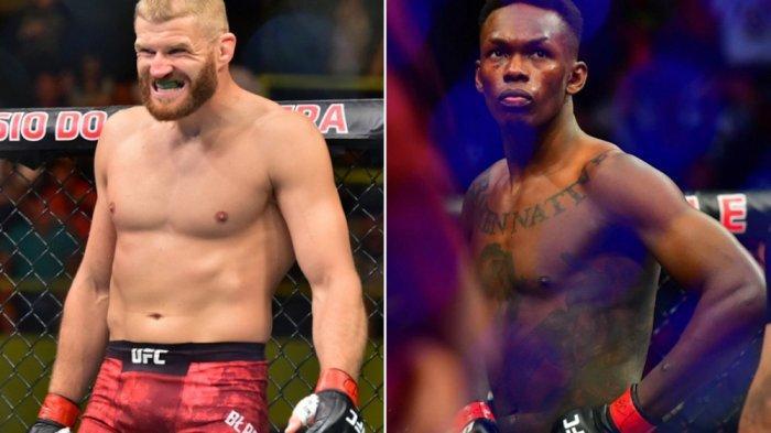 UFC 259 Jan Blachowicz vs Israel Adesanya, Partai Akbar Raja Lawan Juara Bentrok (7/3) Pagi