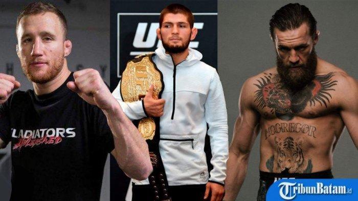 Ada Conor McGregor di Duel UFC Khabib Vs Gaethje, 'Saya Lebih Menjagokan Khabib'