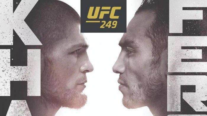 Bakal Bertemu Tony Ferguson di UFC 249, Juara Dunia MMA Khabib Nurmagomedov Curhat!