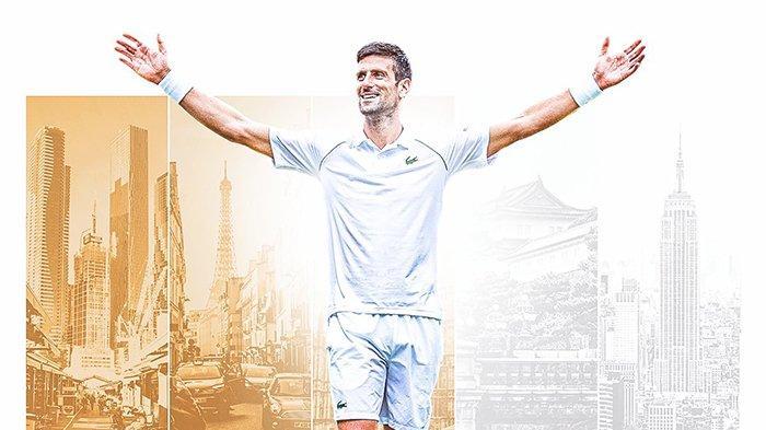 Petenis Nomor 1 Dunia Novak Djokovic Akan Tampil di Olimpiade Tokyo 2020: Saya Sudah Punya Tiket