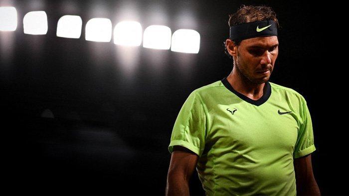 Petenis Spanyol Rafael Nadal Tak Akan Ikut Wimbledon dan Olimpiade Tokyo, Ini Alasannya