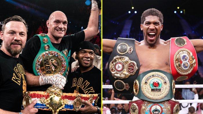 Bukan Tyson Fury, Petinju Kelas Berat WBO Ini Lawan Anthony Joshua Selanjutnya