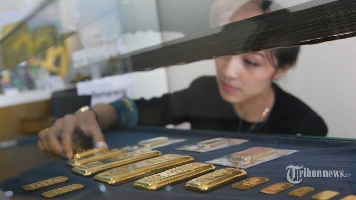 Harga Emas Antam Hari Ini Sabtu 3 April 2021 Stagnan di Level Rp 922.000 per Gramnya