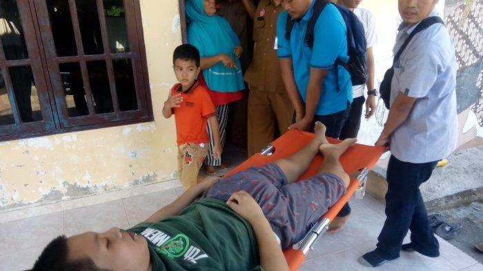 Pemuda Penderita Tumor Tulang Belakang Asal Karimun Dirujuk ke Awal Bross Batam