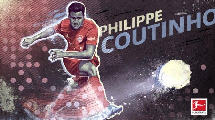 Inter Milan Berpeluang Bawa Kembali Philippe Coutinho ke Giuseppe Meazza