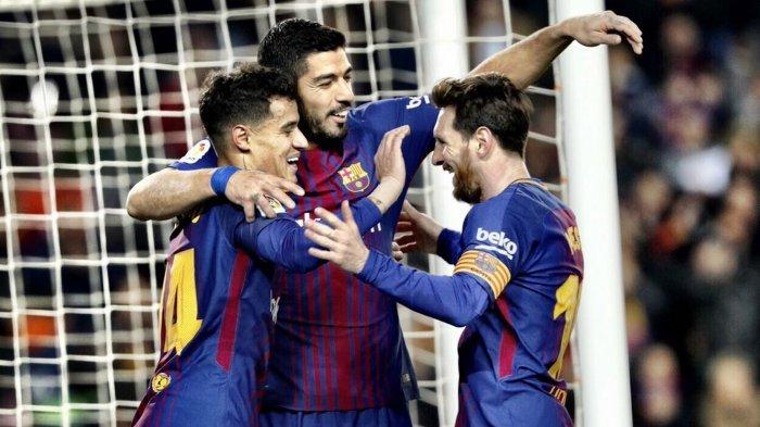 Bos Liverpool Sindir Luis Suarez dan Coutinho yang Pindah ke Barcelona: Mereka Kini jadi Penonton