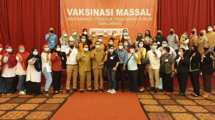 PHRI Batam Bekerjasama dengan Pemerintah Vaksin 3000 Karyawan Hotel